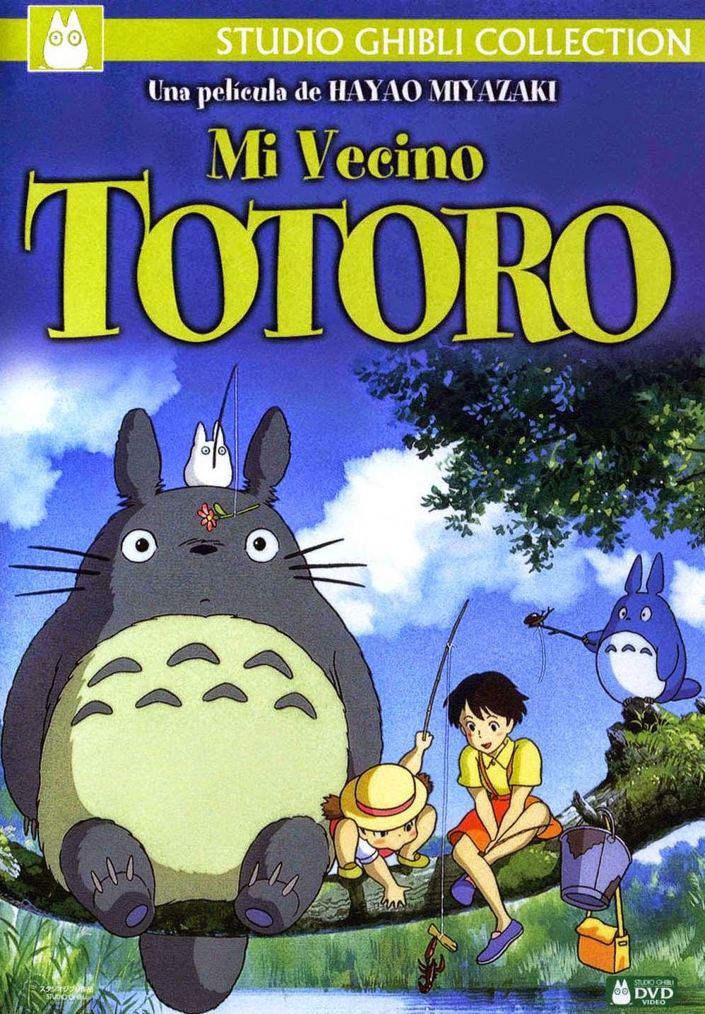 Mi vecino totoro online anime kruger - Canciones de cuna torrent ...