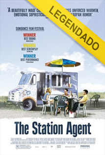 O Agente da Estação – Legendado
