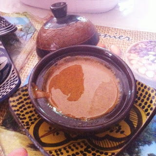 Argan nutty paste