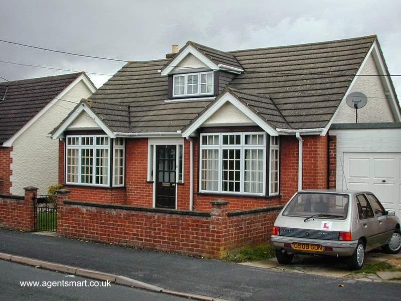 Chalet bungalow en Inglaterra