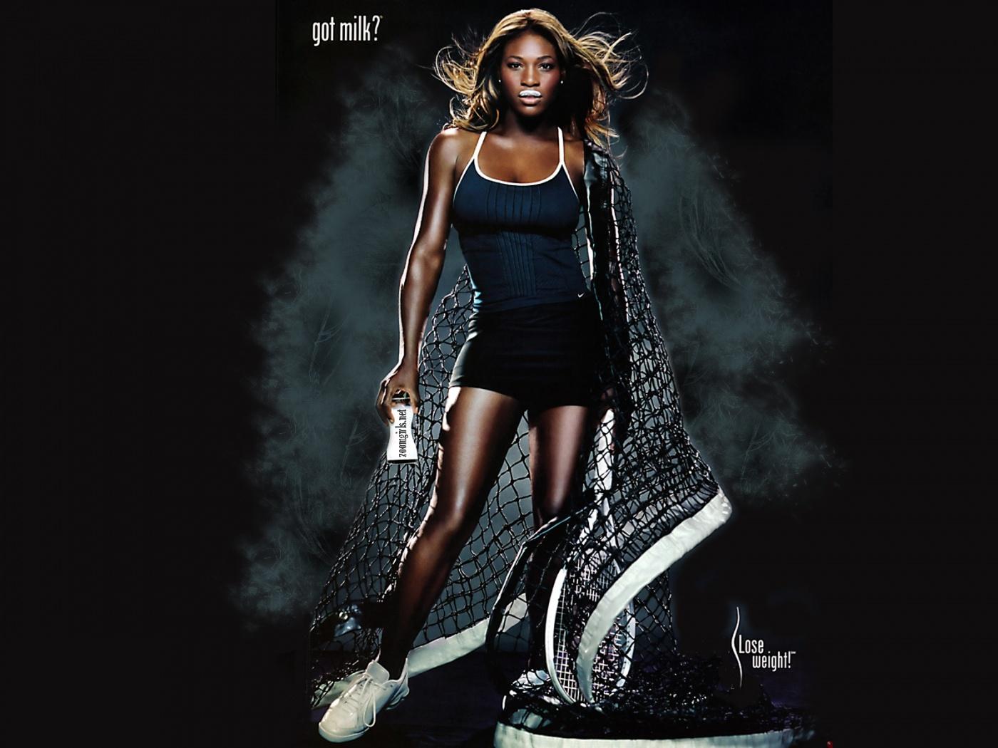 Tennis Super Stars Serena William Wallpapers 2013