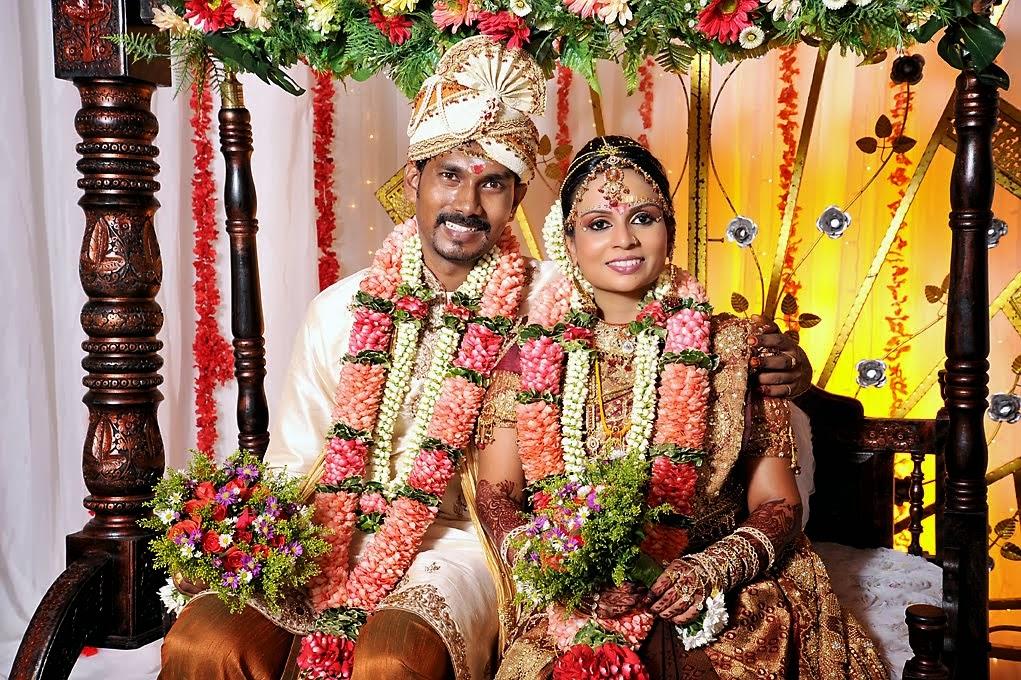 Rajah weds Priya - 7/12/2013