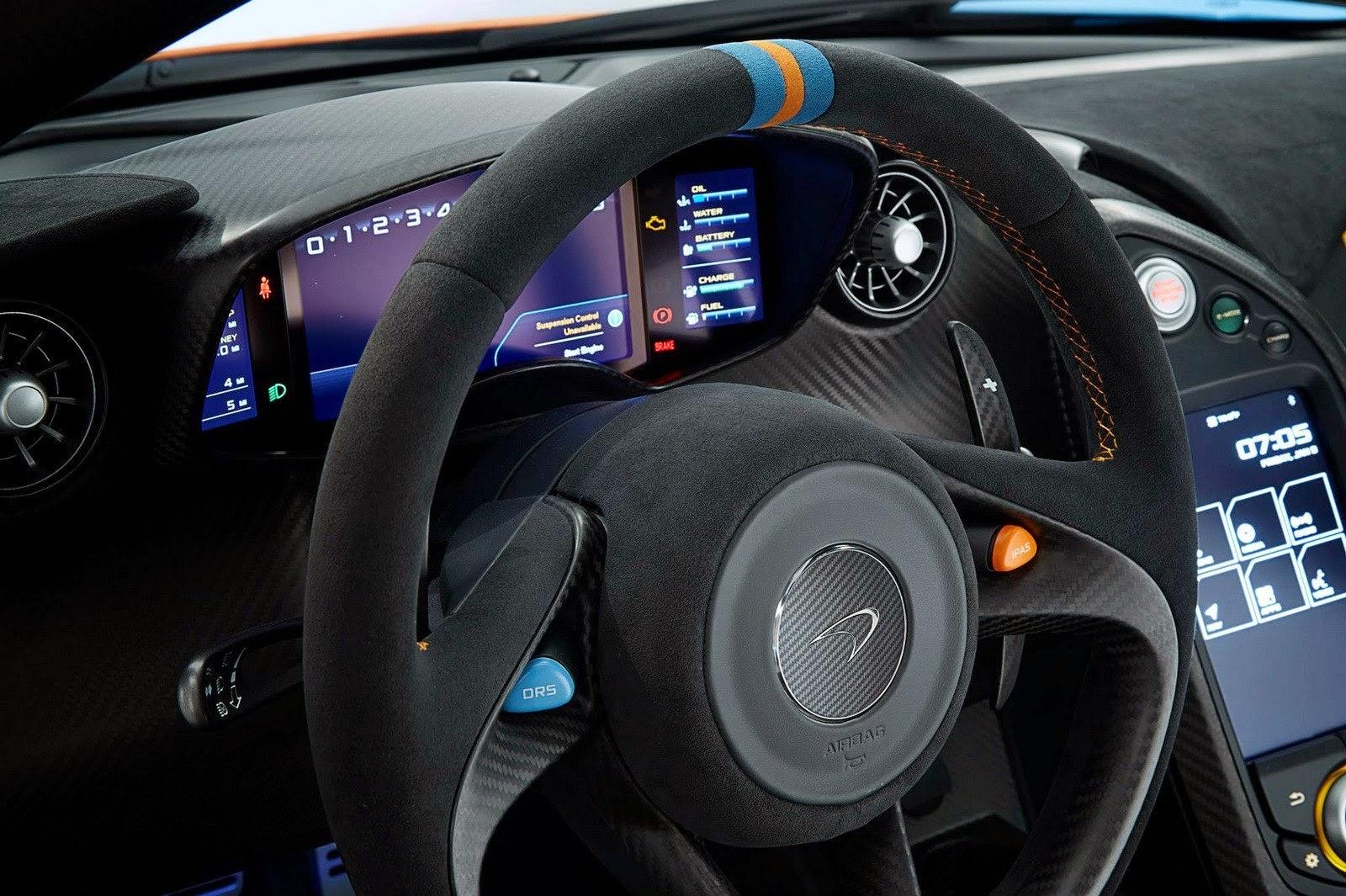 "McLaren P1 ""Gulf"""