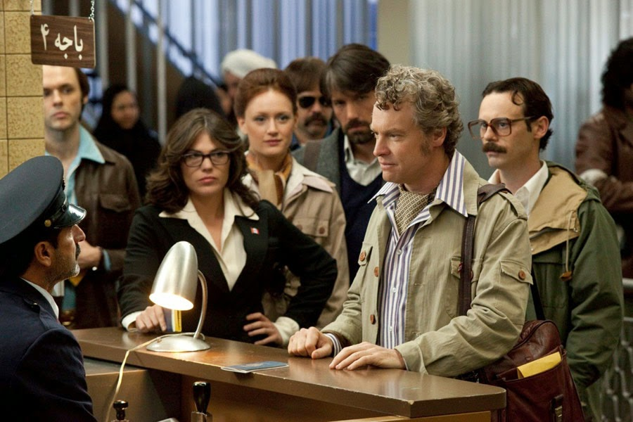 """""""Operacja Argo"""" reż. Ben Affleck"""