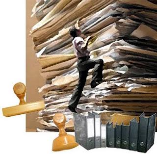 Burocracia trava desenvolvimento do Brasil