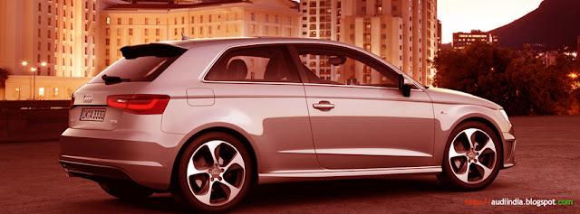 Audi A3 Facebook Timeline banner