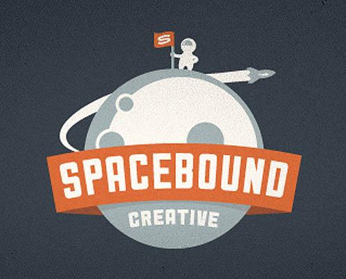 Logótipos Vintage - Spacebound Creative - Emir Ayouni