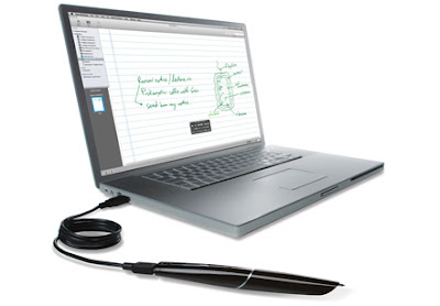 Livescribe announces new Echo Smartpen 8GB Pro Edition model