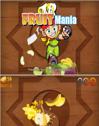 descargar fruitmania para samsung ch@t