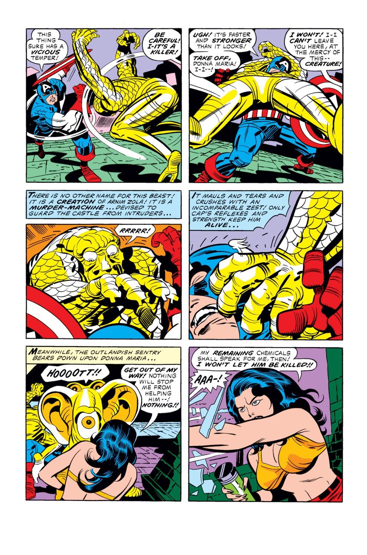 Captain America (1968) Issue #212 #126 - English 10