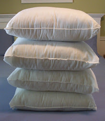 Make Your Own Pillow Forms