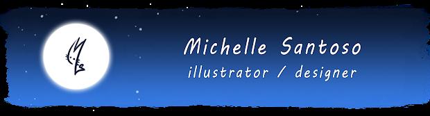 Michelle Santoso - Illustrator / Designer