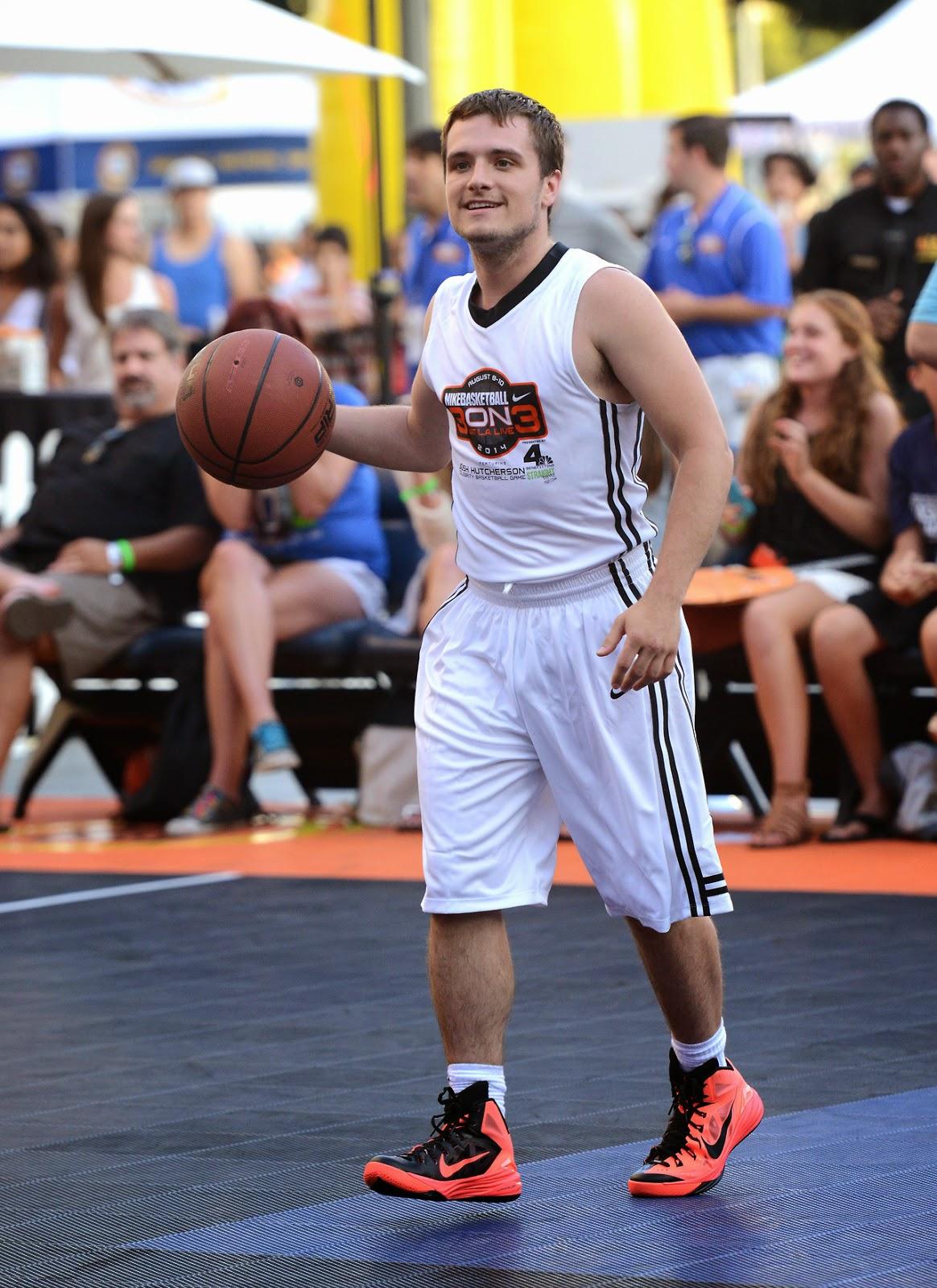 Josh Hutcherson SBNN Basketball
