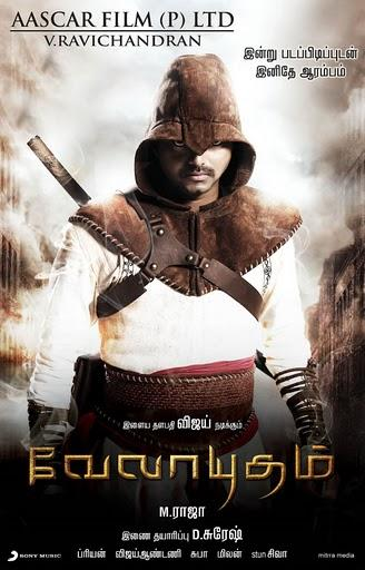 Velayudham (2011) Tamil Movie Low CAM Untouched DVD 700mb