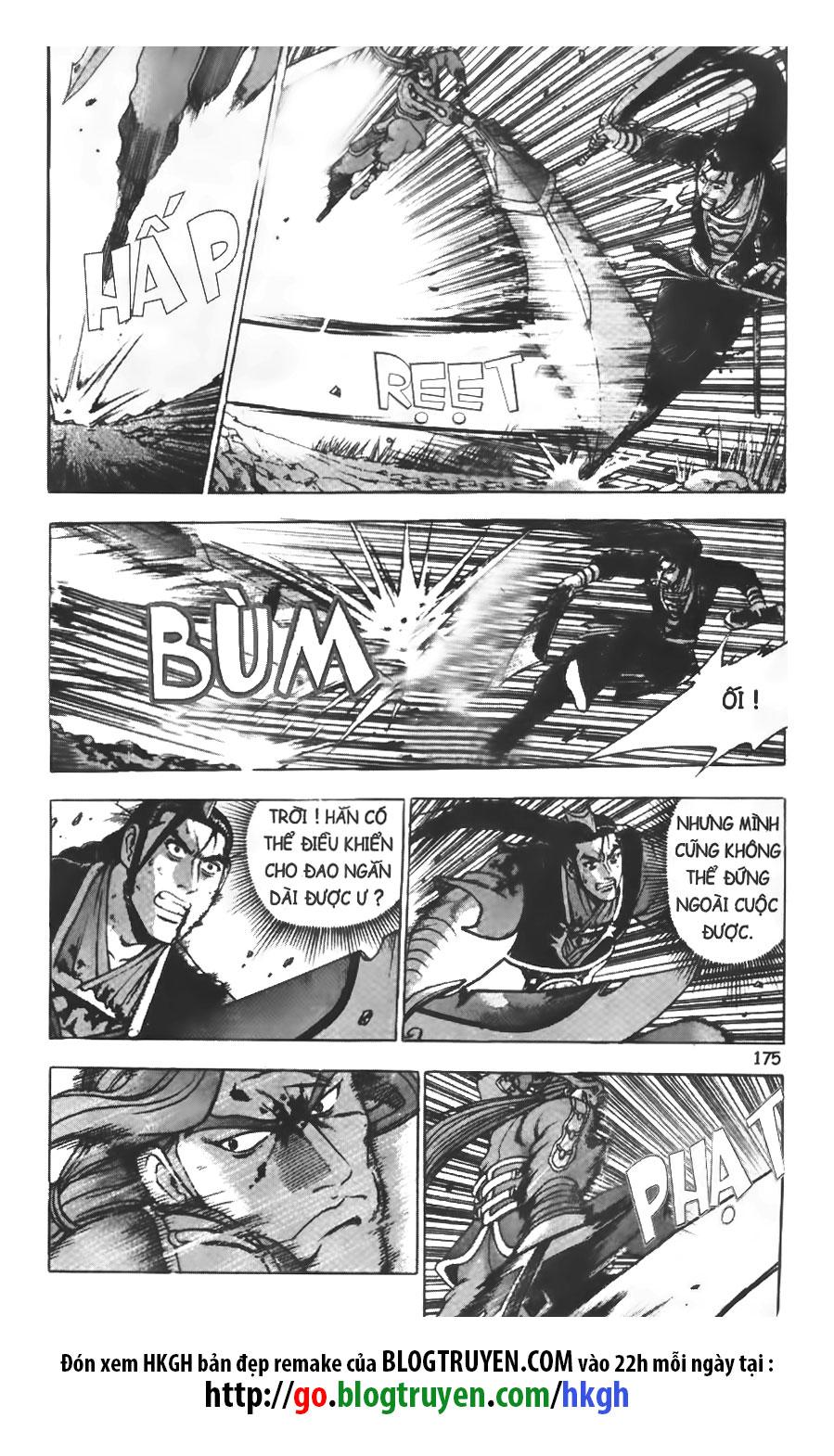 Hiệp Khách Giang Hồ chap 256 Trang 6 - Mangak.info