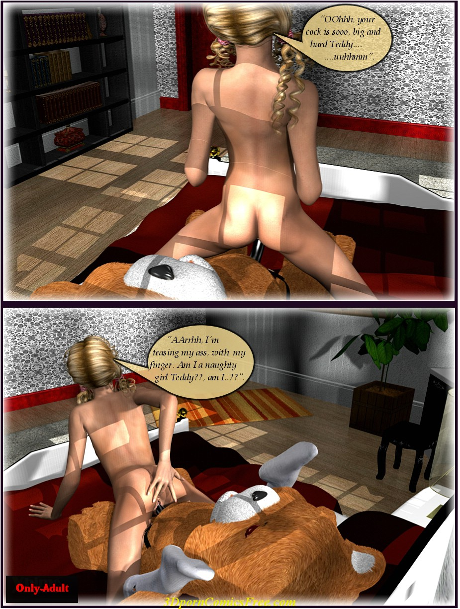 Twisted tales 3d erotic animation