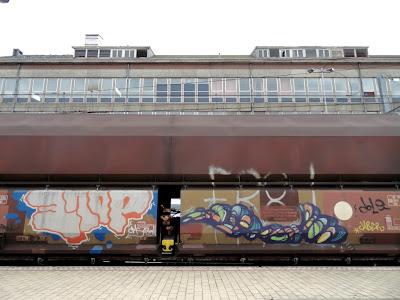 Freight graff