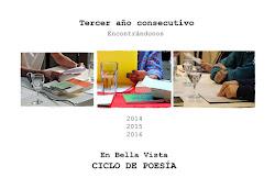 Ciclo de Poesía en Bella Vista