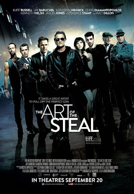 The Art of the Steal Legendado RMVB + AVI BDRip