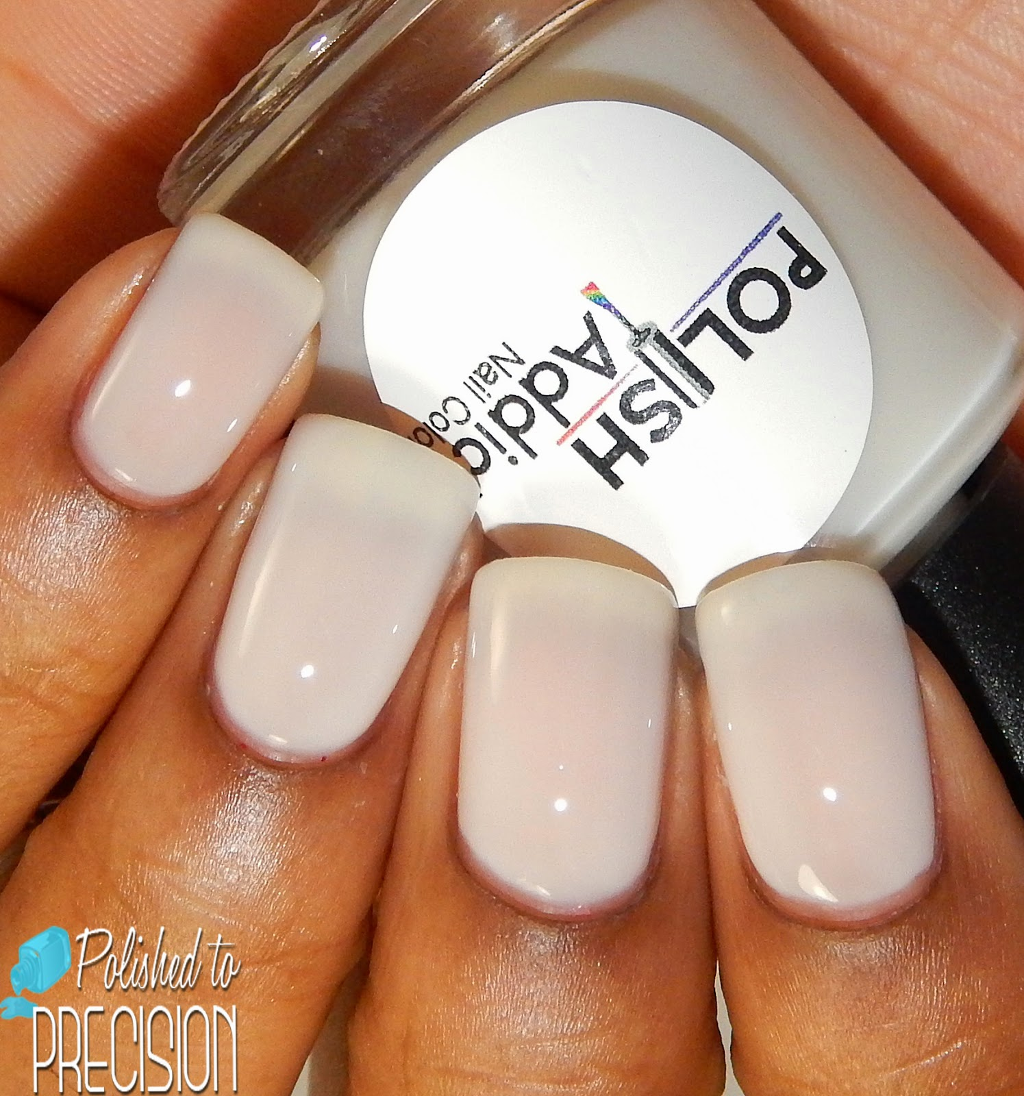 Polish Addict Bright White