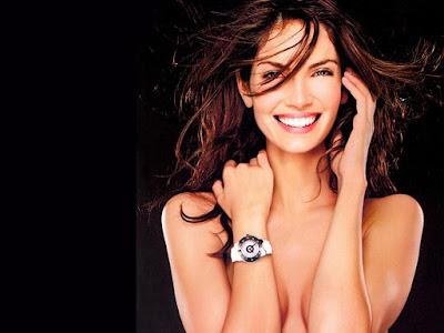 Spanish Model Eugenia Silva Topless Wallpaper