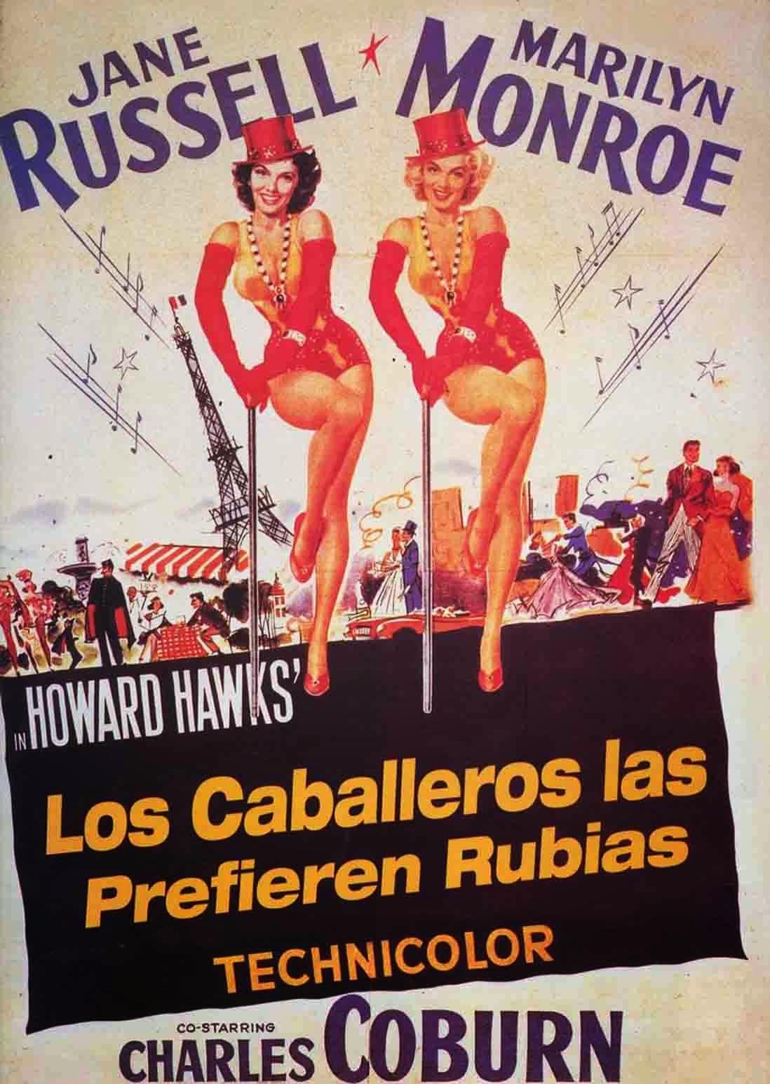 Blondes, rubias, Hawks