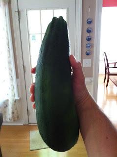 Super Size Zucchini