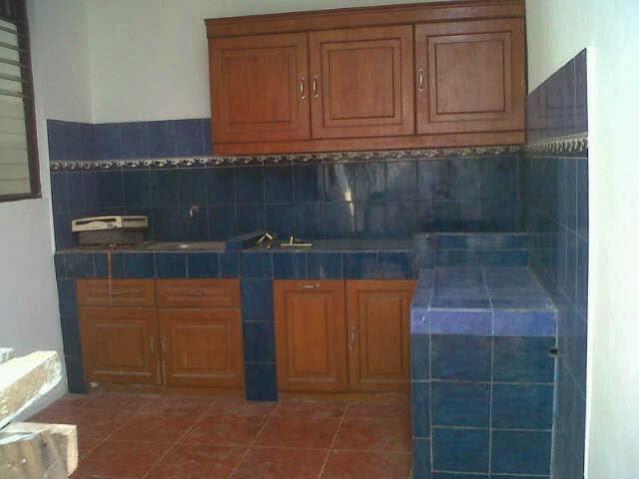 Interior dapur rumah minimalis 6