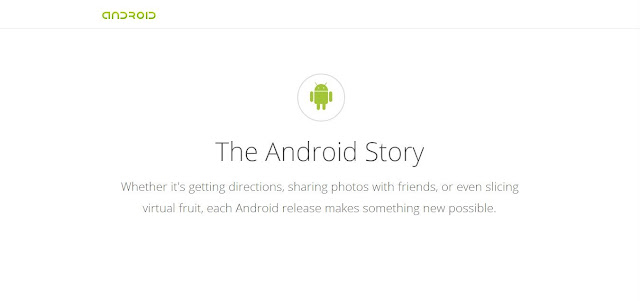 The Android Story