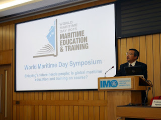 Internet on ships a key to recruiting and retaining seafarers, IMO symposium told