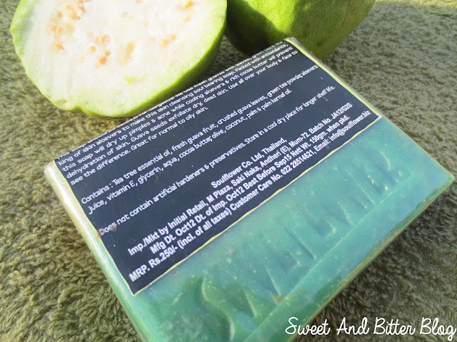 how to make guava essential oil