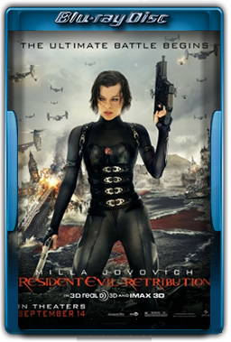 Resident Evil 5 - Retribuição Torrent Dublado