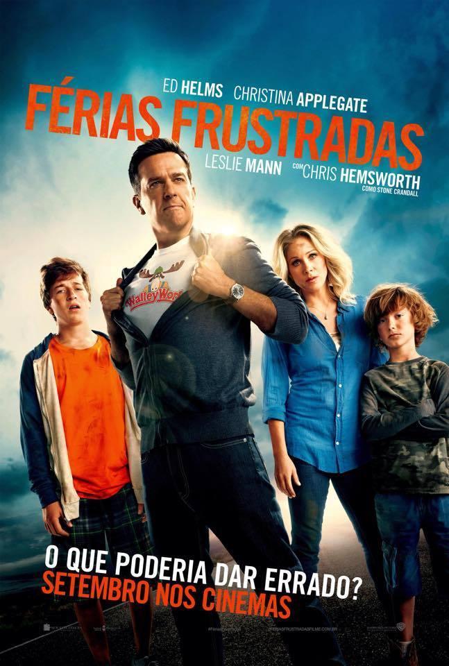 Férias Frustradas – Legendado (2015)