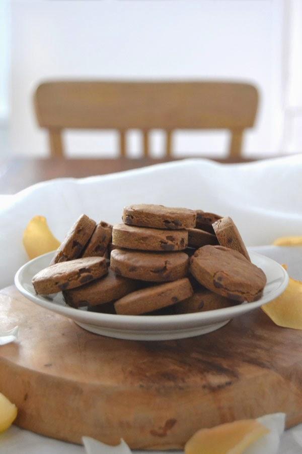 biscuits vegan sans gluten pepites de chocolat