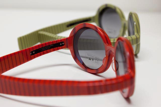 pq Eyewear in the flesh: Ron Arad launches glasses