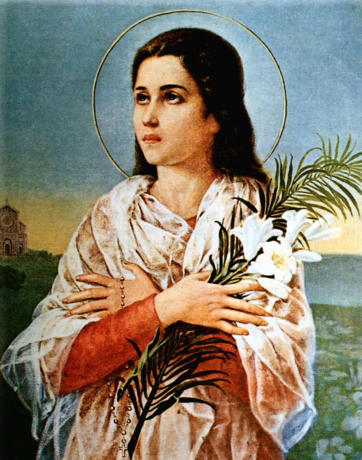 WELCOME TO ST. MARIA GORETTI