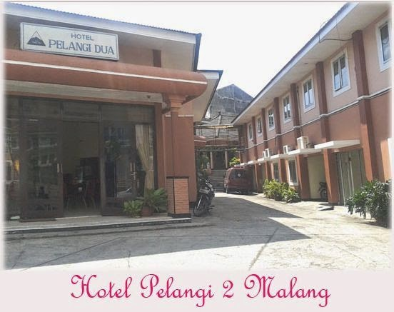 Hotel Pelangi 2 Terletak Di Jalan Gajayana Malang Lokasi Ini Cukup Strategis Dan Dapat Diakses Kendaraan Dengan Mudah Para Tamu Mencapai