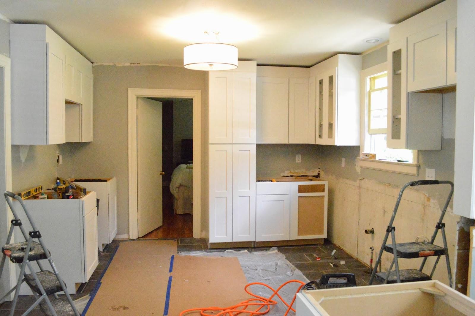 Kitchen Renovation: Cabi& Appliance Install