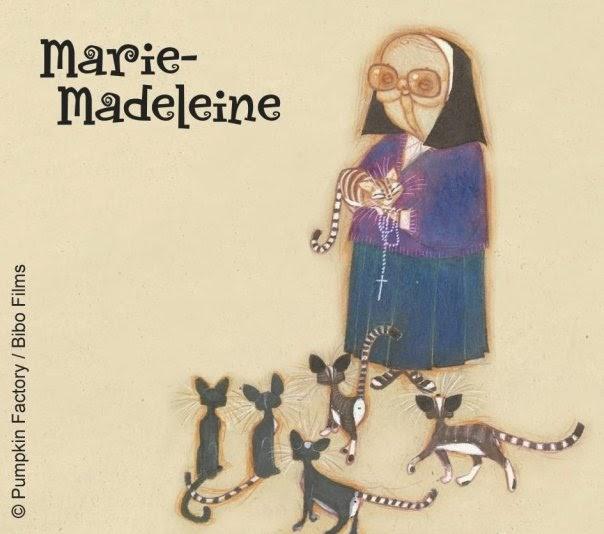 french roast marie-madeleine