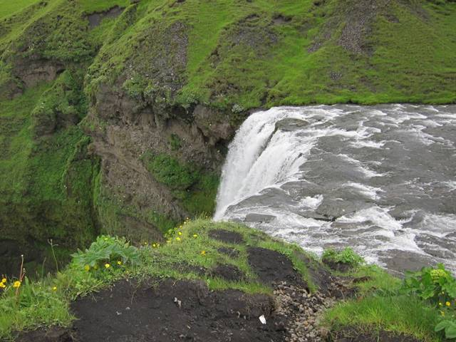 Skogafos - The most famous waterfall in Iceland