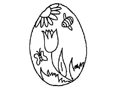 La classe dei balocchi disegni uova di pasqua - Uova di pasqua decorate per bambini ...