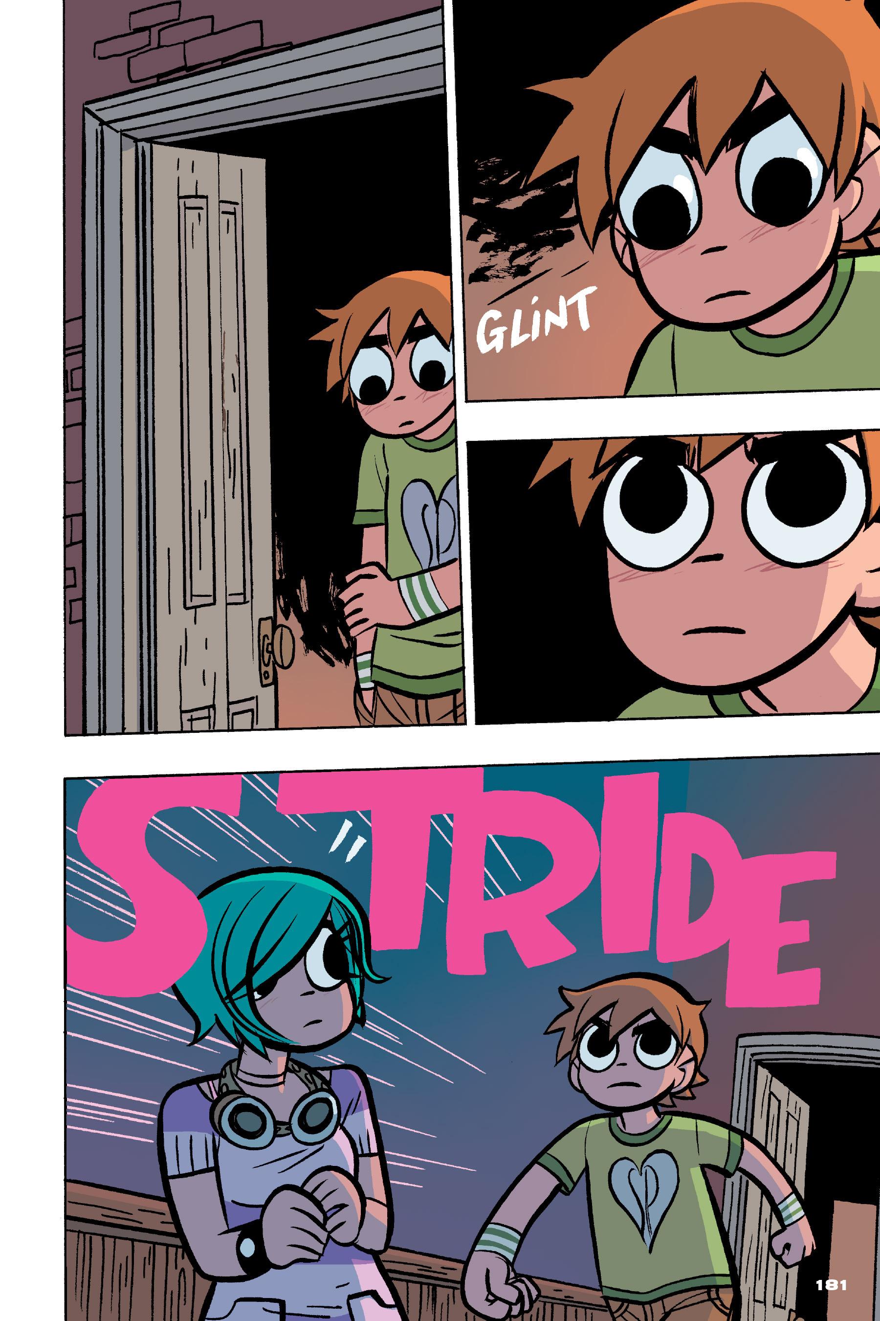 Read online Scott Pilgrim comic -  Issue #4 - 178