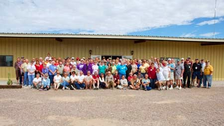 2007 satellite rally group photo