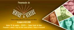 Vértice de Versos