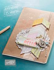 Stampin' Up! Spring Catalogue 2013