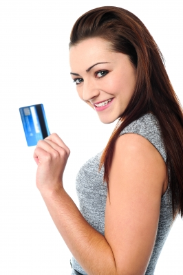 "Image ""This Is My New Credit Card!"" courtesy of stockimages / FreeDigitalPhotos.net"