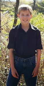Douglas (Diggy) -- age 14