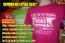 playeras multicolor