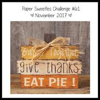 November Inspiration Challenge