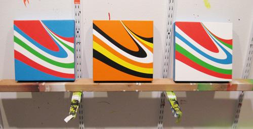 Opiniones de pintura minimalista for Minimal art gallery
